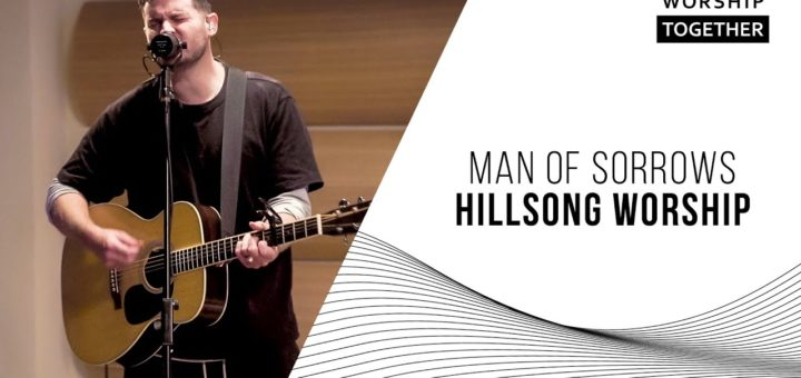 Man Of Sorrows // Hillsong Worship // New Song Cafe