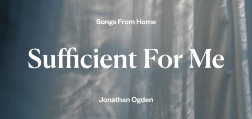 Sufficient For Me - Jonathan Ogden (Lyric Video)