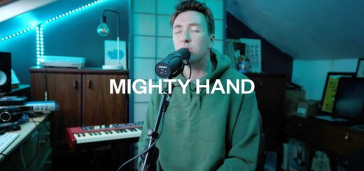 Mighty Hand (Lo-Fi Version) - Jon Thurlow Cover