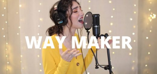Way Maker - Sinach | Leeland | Bethel (cover) by Genavieve Linkowski