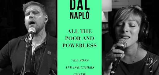 ALL THE POOR AND POWERLESS // ALL SONS AND DAUGHTERS COVER - DALNAPLÓ