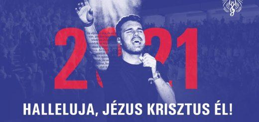 Dics-Suli 2021 - Hallelujah, Jézus Krisztus él!