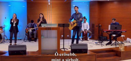 Ő erősebb │ RHBC Worship
