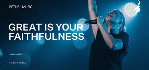 Great is Your Faithfulness - Jenn Johnson | Moment